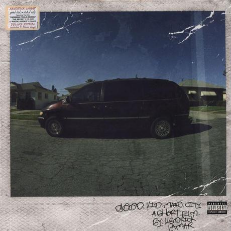 新品レコードKendrick Lamar ケンドリック・ラマー Good Kid m.A.A.d Cityグッド・キッド・マッド・シティー アナログLP輸入盤