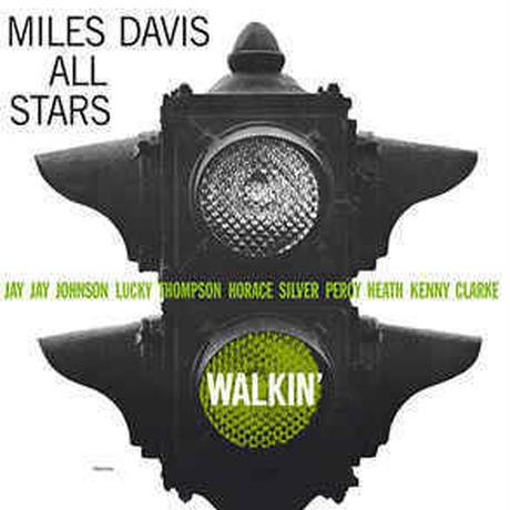 新品レコードMiles Davis All Stars マイルス・デイヴィス Walkin' ウォーキン 輸入盤アナログLP