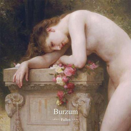 バーザムBurzum – Fallen アナログLPレコード輸入盤