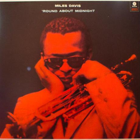 マイルス・デイヴィスMiles Davis – 'Round About Midnightラウンド・アバウト・ミッドナイト アナログLPレコード輸入盤