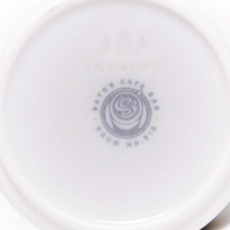 SATO's CAFE BAR プレミアムマグカップ【森修焼 】