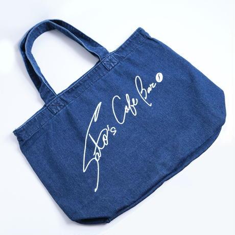 SATO's CAFE BAR デニムトート