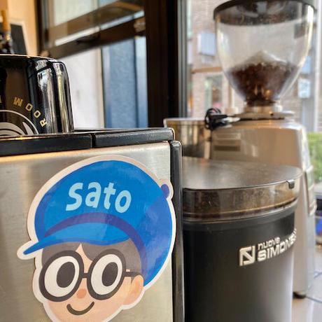 BABY SATO's ステッカー
