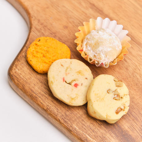 BABY SATO's THANKS GIVING COOKIE 収穫祭クッキー缶