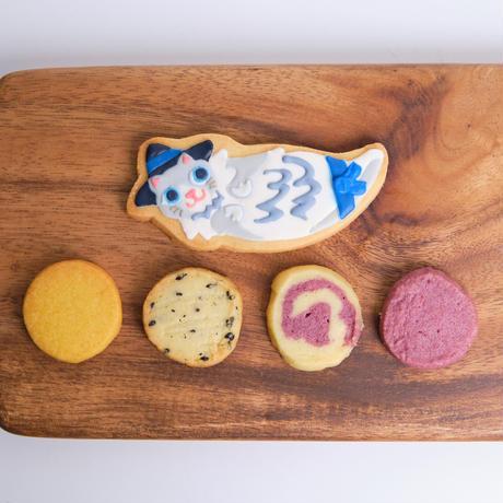 BABY SATO's HAPPY HALOWEEN COOKIE  ハロウィンクッキー缶