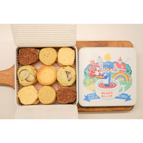 BABY SATO's COOKIE アソート缶