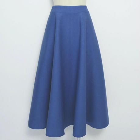 BLUEBIRD BOULEVARD Knit A-Line Skir/ブルーバード ブルバード  ミラノリブサーキュラースカート