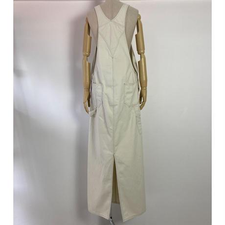 BLUEBIRD BOULEVARD Classic Warm Worker  Satin  Jumper Dress  /ブルーバード ブルバード クラシックウォームワーカーサテンジャンスカ