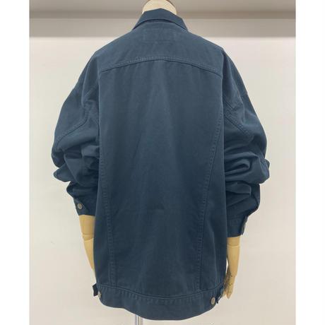 BLUEBIRD BOULEVARD Classic Warm Worker  Satin  Jacket  /ブルーバード ブルバード クラシックウォームワーカーサテンジャケット