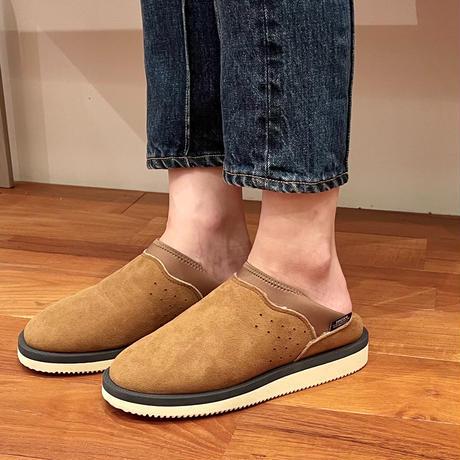 SUICOKE Women's  Sheepskin  Slip-Ons  / スイコック別注ムートンスリッポン