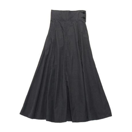 BLUEBIRD BOULEVARD Superior Pima Cotton  Maxi Skirt/ブルーバード ブルバード スーピマツイルマキシスカート