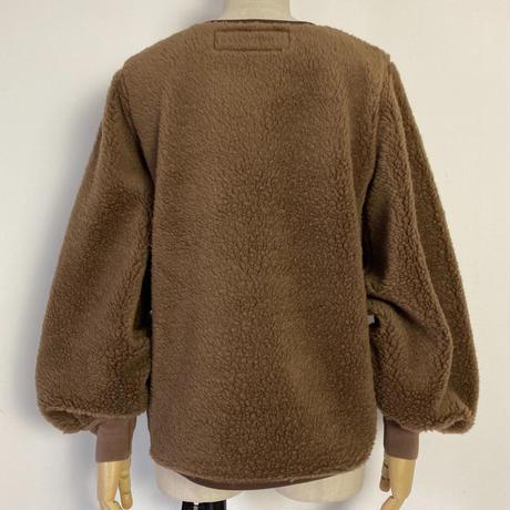 BLUEBIRD BOULEVARD   Wool Fleece Pullover /ブルーバード ブルバード オージーウールボアプルオーバー