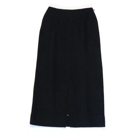 BLUEBIRD BOULEVARD Linen Canvas Skirt/ブルーバード ブルバード リネンキャンバススカート
