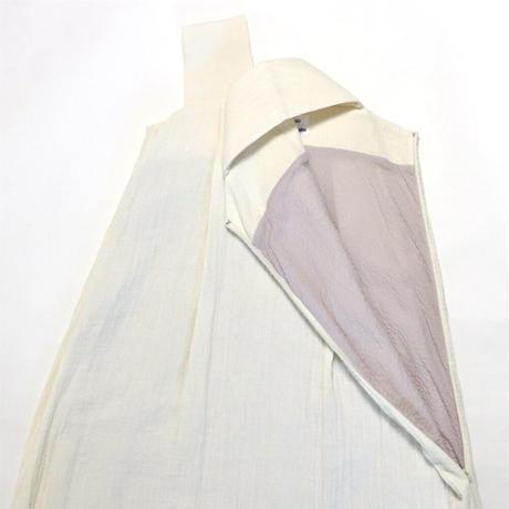 BLUEBIRD BOULEVARD Soft Gauze Beach Dress /ブルーバード ブルバード  ソフトシュリンクガーゼビーチドレス