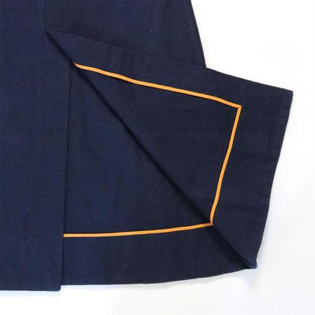 BLUEBIRD BOULEVARD Linen Canvas Maxi Skirt/ブルーバード ブルバード リネンキャンバス マキシスカート