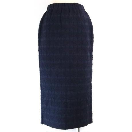 BLUEBIRD BOULEVARD Summer Knit Skirt /ブルーバード ブルバード ジャガードニットスカート