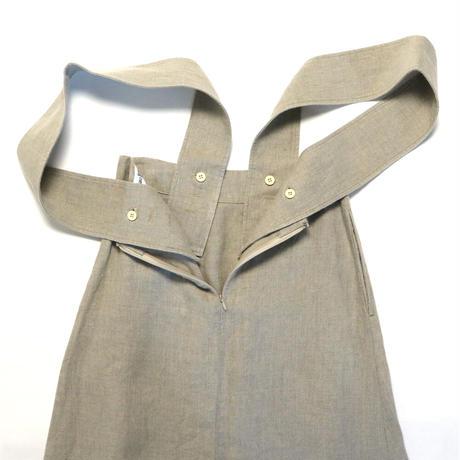 BLUEBIRD BOULEVARD  Linen A-Line Maxi Skirt/ブルーバード  ブルバード  リネンフレアマキシスカート