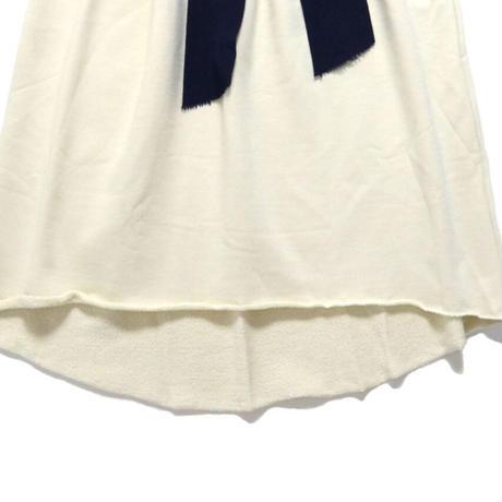 BLUEBIRD BOULEVARD   Heavy Weight Cotton Jersey Dress  /ブルーバード ブルバード  ヘビーウェイトウラケプルオーバードレス