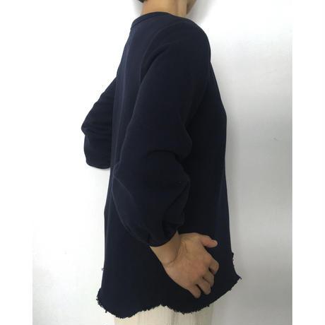 BLUEBIRD BOULEVARD Heavy Weight Jersey Cardigan /ブルーバード ブルバード ヘヴィウェイトウラケ カーディガン