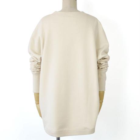BLUEBIRD BOULEVARD Oversized Sweatshirt/ブルーバード ブルバード ビッグシルエットスウェット