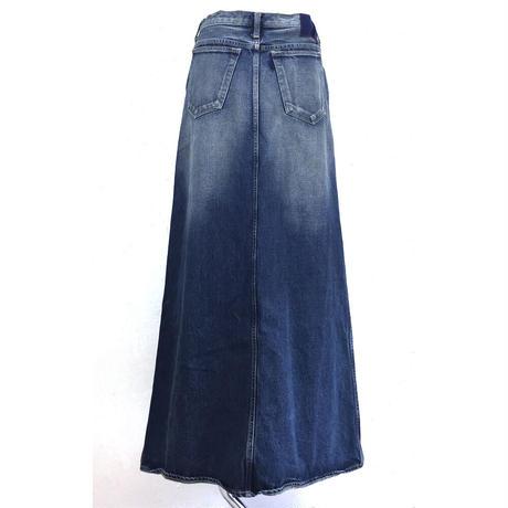 BLUEBIRD BOULEVARD Denim Maxi Skirt/ブルーバード ブルバード デニム マキシスカート