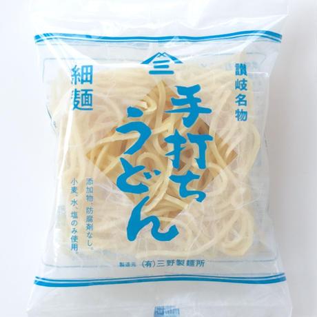 乾燥うどん・ギフトセット【6袋入り】ダシ無