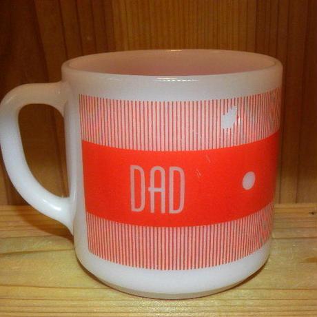 ミルクガラス FEDERAL DAD