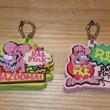 Rat Fink キーキャップ (2個セット) RAF463