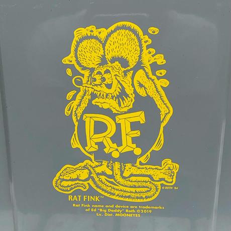 RAT FINK トラッシュ ビン RAF543GY