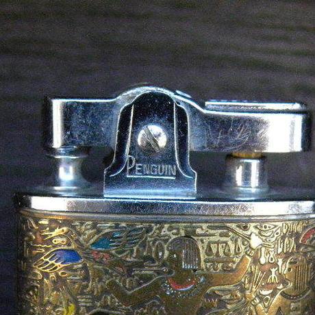 PENGUIN ヴィンテージ 国産オイルライター