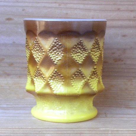 Fire King KIMBERLY Yellow