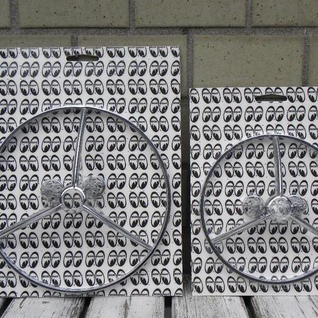 3 Pointed Star ヘッドライト カバー AA137