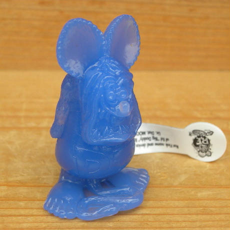 Rat Fink クリア 3D キーリング RKF052