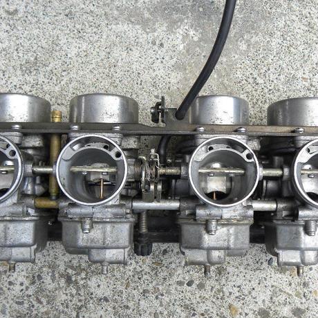 CB750 エクスクルーシブ キャブレター&エアーフィルター