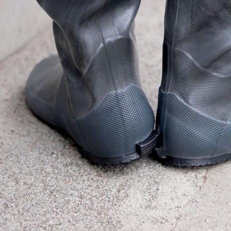 バードウォッチング長靴 グレー / 日本野鳥の会