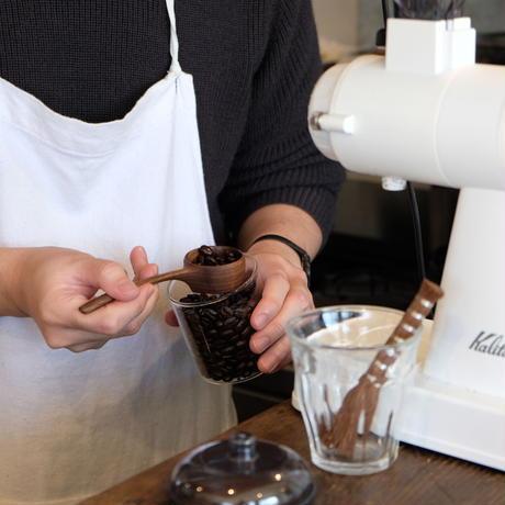 コーヒーメジャーwagtail  /  椿井木工舎