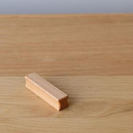 箸置き  /  椿井木工舎