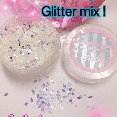 Ko Ko Bop , pure glitter mix! ココボップ グリッターミックス
