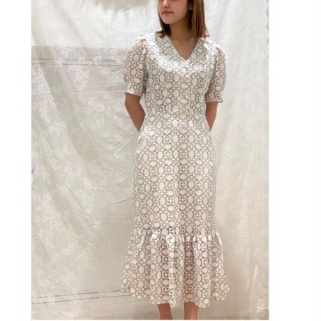 レイスマーメイドドレス