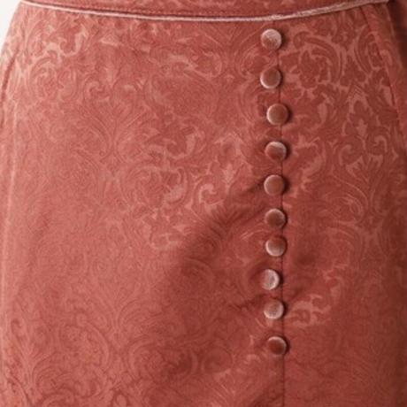 マーメイドセミフレアスカート