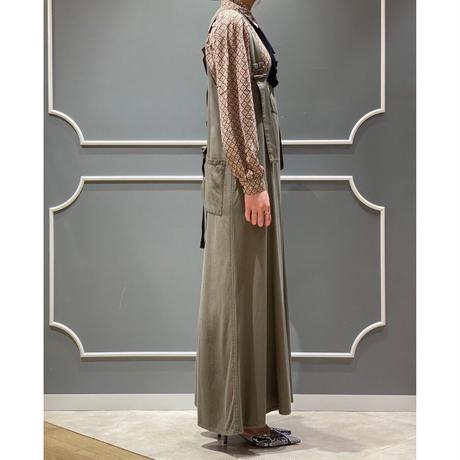 EN30025 バックリボンサロペットスカート