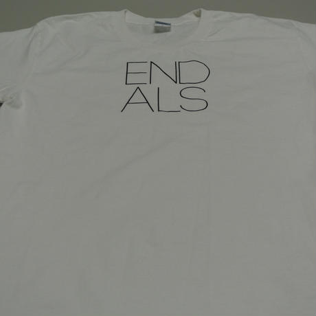 END ALS BASIC TEE WHITE (XXL)