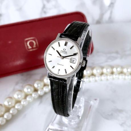 OMEGA オメガ ジュネーヴ デイト 自動巻 レディース 腕時計