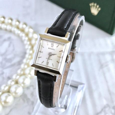 ROLEX  ロレックス プレシジョン 純正ベルト付き 腕時計