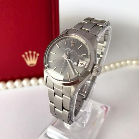 ROLEX ロレックス OH済 オイスター パーペチュアル デイト 腕時計