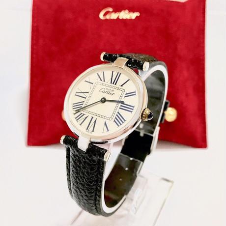 Cartier カルティエ オパランヴァンドーム 腕時計