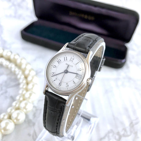 Tiffany ティファニー デイト付き レディース 腕時計