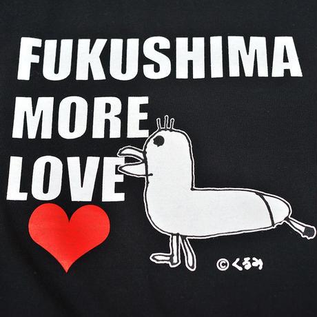 くるみちゃんTシャツ(ヒトリ・ブラック)