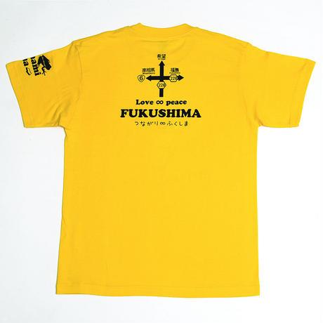 くるみちゃんTシャツ(フクマル・イエロー)