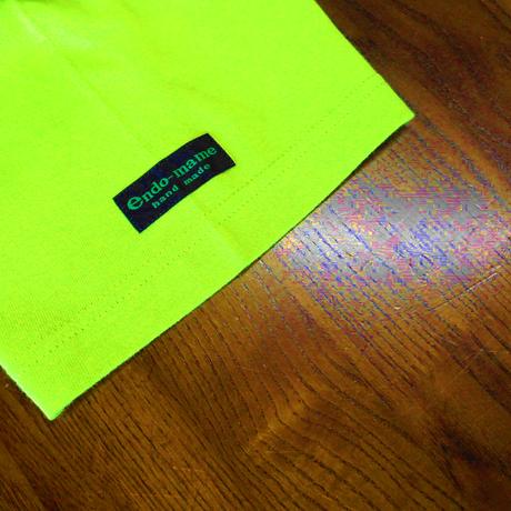 りきさんTシャツ「はたらくぼく」(胸にワンポイント刺繍)※Tシャツの色:ピンク